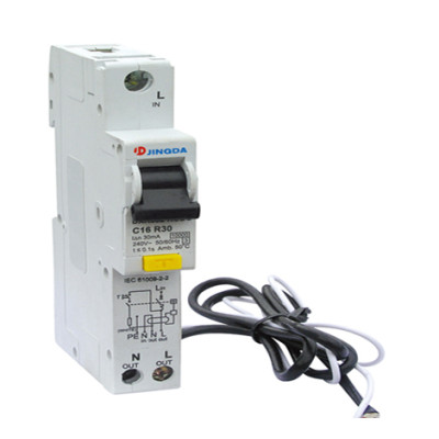 Residual Circuit Breaker with Overload Protection GL018 Series