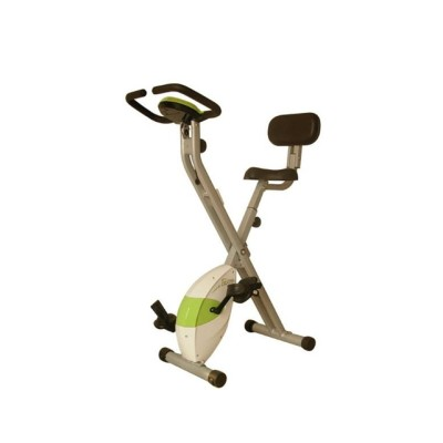 FITNESS BIKE WITH BACKREST