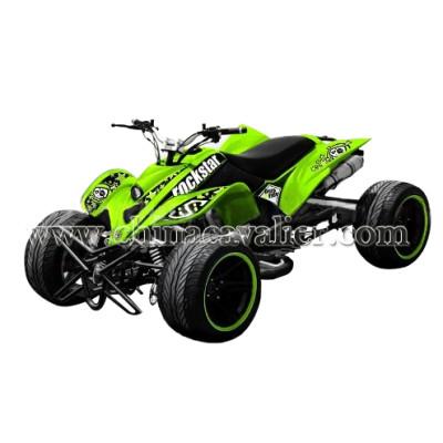 250cc Quad  ATV