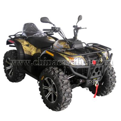 EEC 500cc ATV