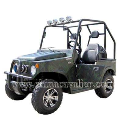 Jeep 500CC 2-seat  EEC