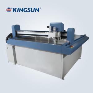 Sample box flatbed digital cutting plotter