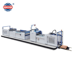 Automatic High-speed Film Laminator Machine