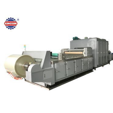 New Model Demetallizing Machine Exported To Armenia