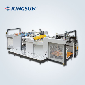 Fully Automatic Film Laminating Machine