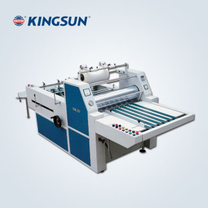Semi-automatic Film Laminating Machine