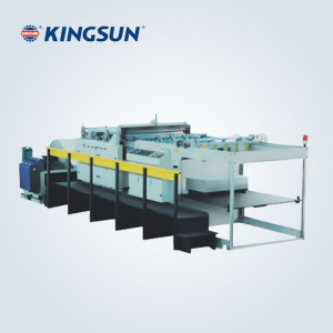 Automatic Paper Roll Sheeting Machine