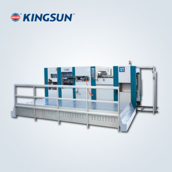 Automatic Die Cutting Machine with Stripping