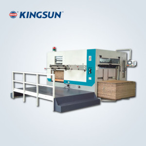 Sem-automatic Die Cutting Creasing Machine
