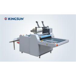 Máquina que lamina semi-automática de la serie SFML(máquina de doble uso de la película sin cola y la película de pre-recubrimiento)