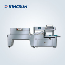 Fully Automatic L-bar Sealing and Shrink Packer Model 400LB