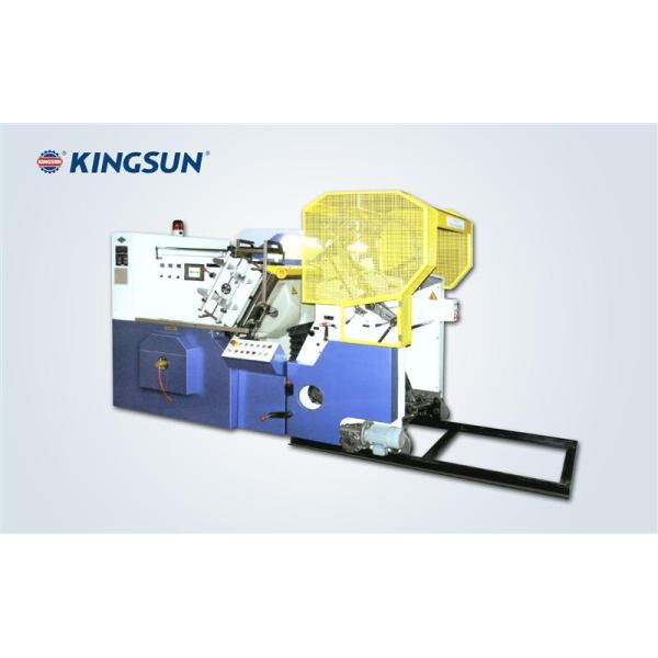 Máquina automática que corta con tintas de dorar