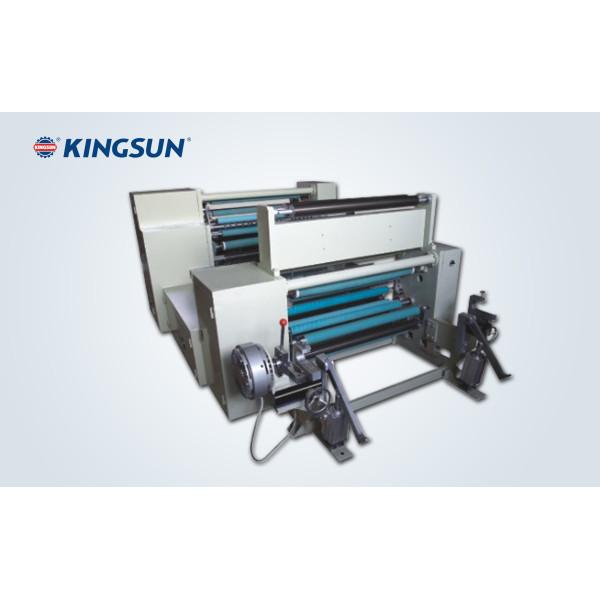 Machine de découpage pour ruban d'encre