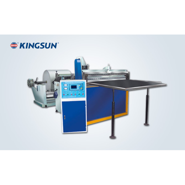 Machine de découpage transversal et longitudinal HQJ-1100