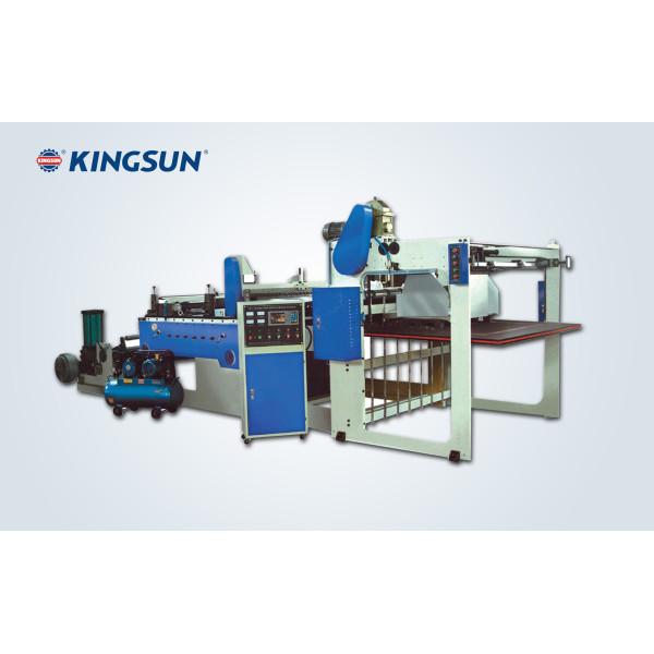 Machine de découpage transversal et longitudinal contrôlée par ordinateur HQJ600-1600B
