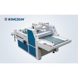 La machine à plastifier semi-automatique YFML