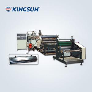 Two-layer Plastic Sheet Extruder KSJ-II Series