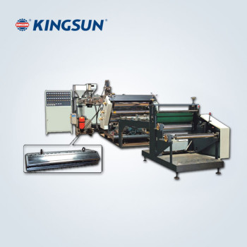Two-layer Plastic Sheet Extruder KSJ-II Series