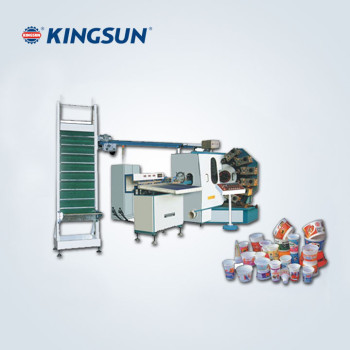 6-Color Curved Cup Offset Printing Machine JY Series