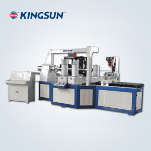 Paper Tube Winding Machine KSNC Series