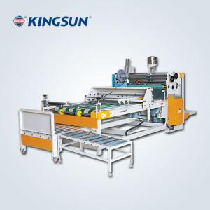 Corrugated Box Gluing Machine