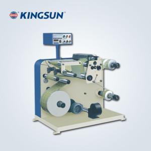 China Label Slitting Cutting Machine DK-320