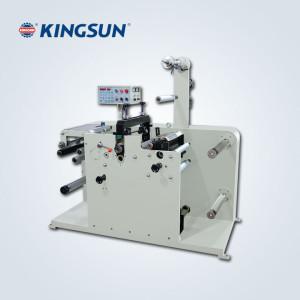 Label Slitting Machine Model DK-320G