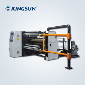 High Speed Slitting Machine Model KFHQ