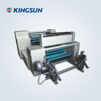Carbon Ribbon Slitting Machine Model KFJ-1000