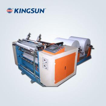 Two Layer Fax Paper Slitter  Rewinder Model QFJ-N900