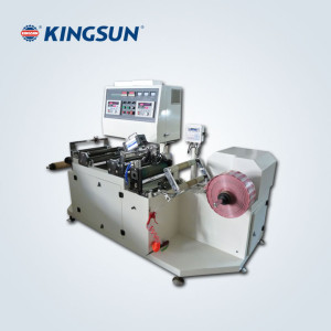 PVC Shrink label Doctoring Machine