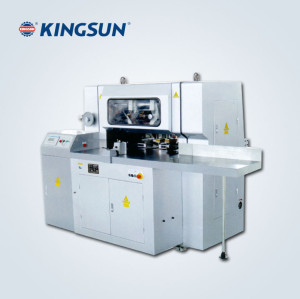 Three Knife Trimmer Binding Machine