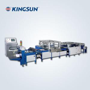 Automatic Hard Cover Making Machine