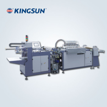 Automatic Hard Cover Making Machine