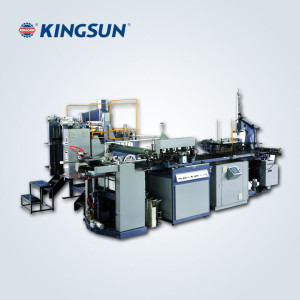 Automatic Rigid Box & Case Making Machine