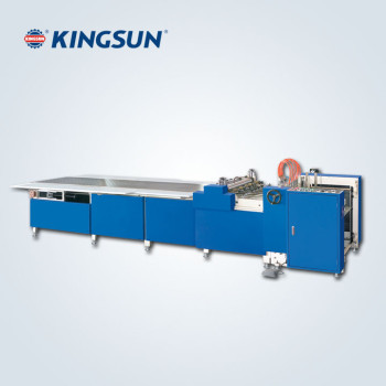 Automatic Gluing Machine Model