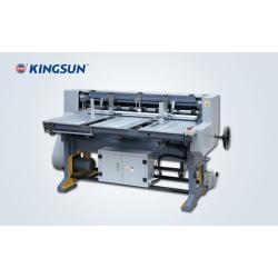 Máquina semi-automática de cortar cartón