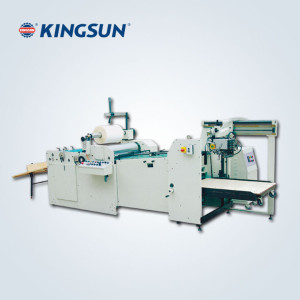 Automatic Thermal Film Laminating Machine