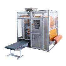 High Speed Granule Four-side Sealing&Multi-line Packing Machine