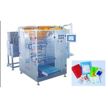 Shampoo four-side sealing packing machine