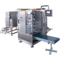 DXDO-J500E صلصة الطماطم التعبئة ختم أربعة جانب آلة