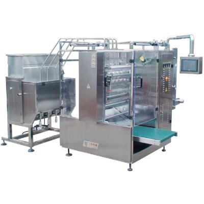 DXDO-J900E Кетчуп четыре стороны уплотнения и Multi-линия упаковочная машина