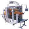 Liquide double film de quatre-côté d'étanchéité et machine d'emballage multi-lignes