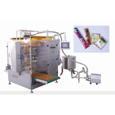 Liquid 4-côté d'étanchéité et multi-ligne d'emballage machine DXDO-Y900E