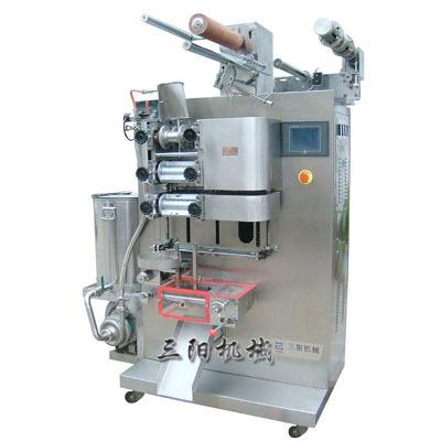 Четыре стороны уплотняющей жидкости Упаковочная машина-DXDD-Y350D