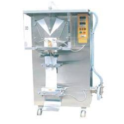 Автоматическая машина упаковки жидких