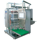 Multi-lanes Catsup packing machine
