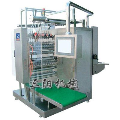 Multi-полосы Кетчуп упаковочная машина