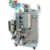 Double lanes catsup Packing Machine-DXDS-J350E