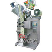 Cuatro polvos para el precintado Side Packing Machine-DXDD-F350D